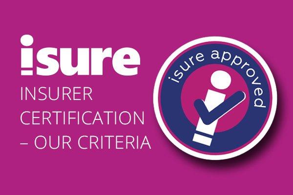 isure Approved Insurer Criteria