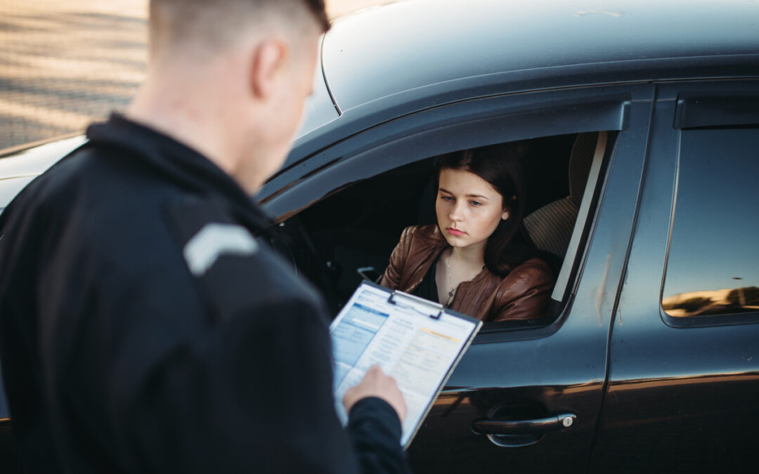 What happens if I'm caught driving without a licence in Ontario?