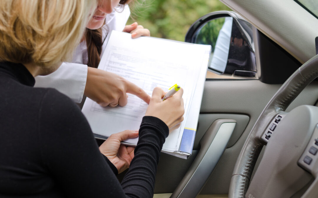 What is a car bill of sale in Ontario?